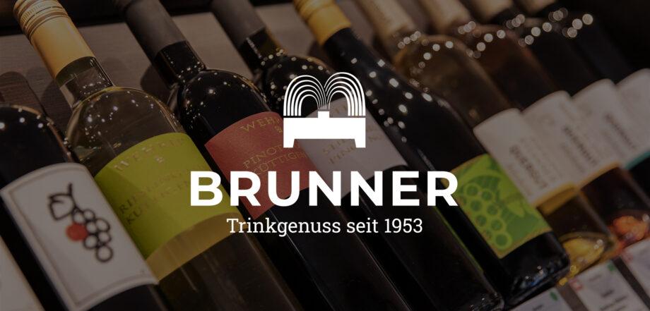 branding rocket Logo Brunner Getränke