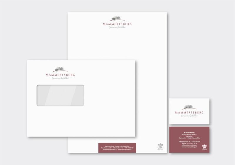 Referenz Branding CD Mammertsberg