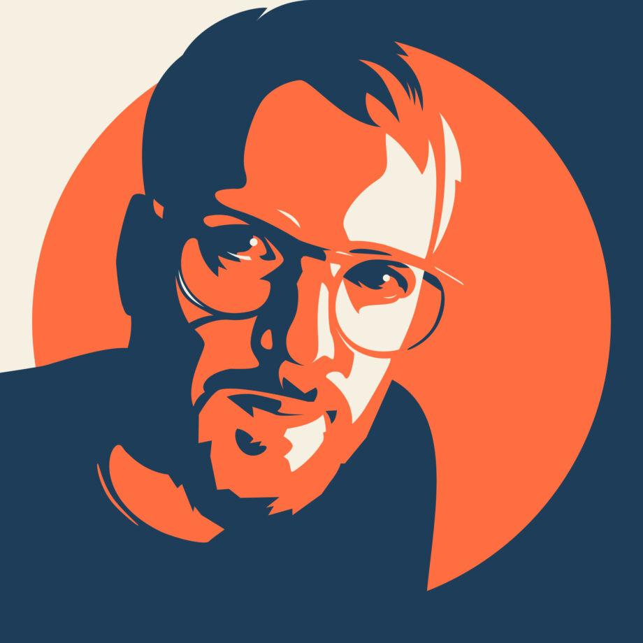 Referenzen Illustration Portrait Niggli