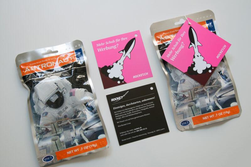 Rocketprojekte Astronauteneis